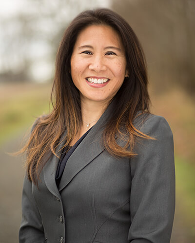 Portrait of Tracy H. Takenaka, DDS, MSD
